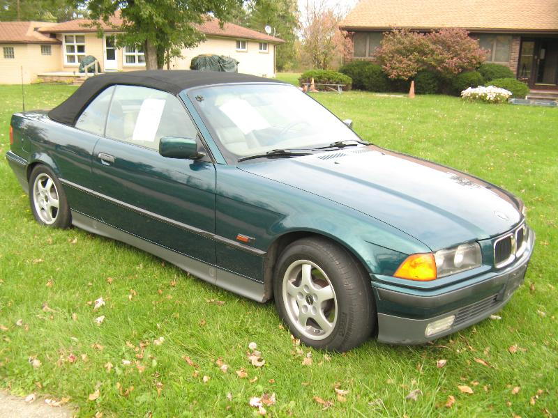 SOLD] 1994 BMW 325I Convertible Great Winter Car - LotusTalk - The ...