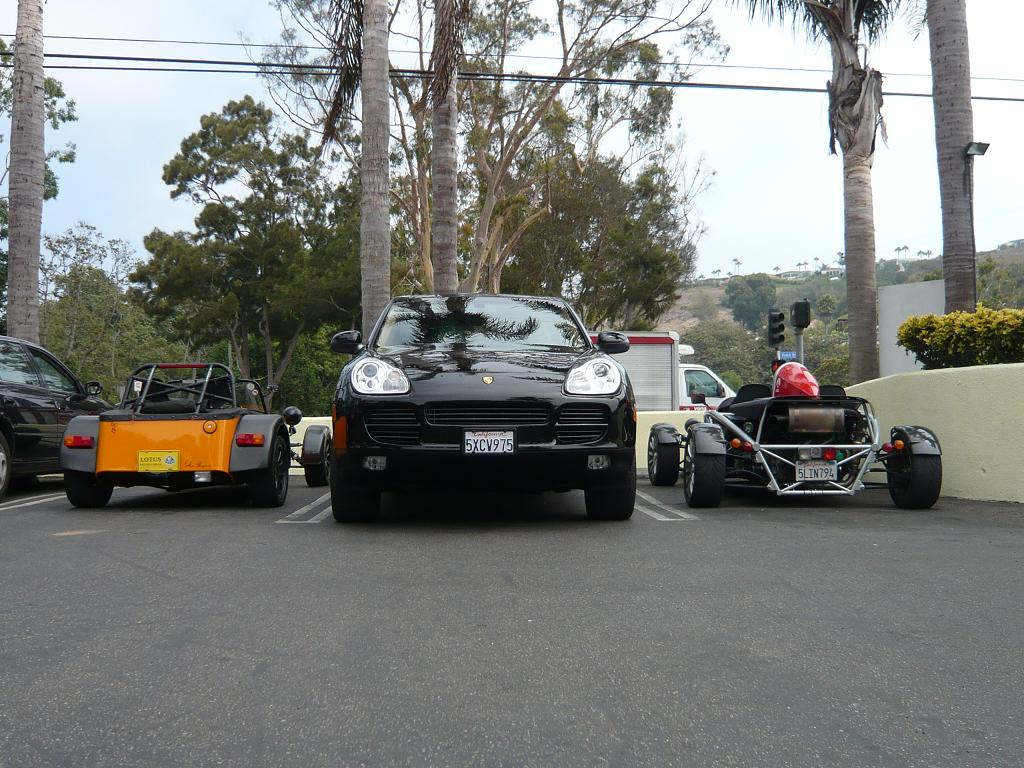 2010 Lotus Evora - Titanium