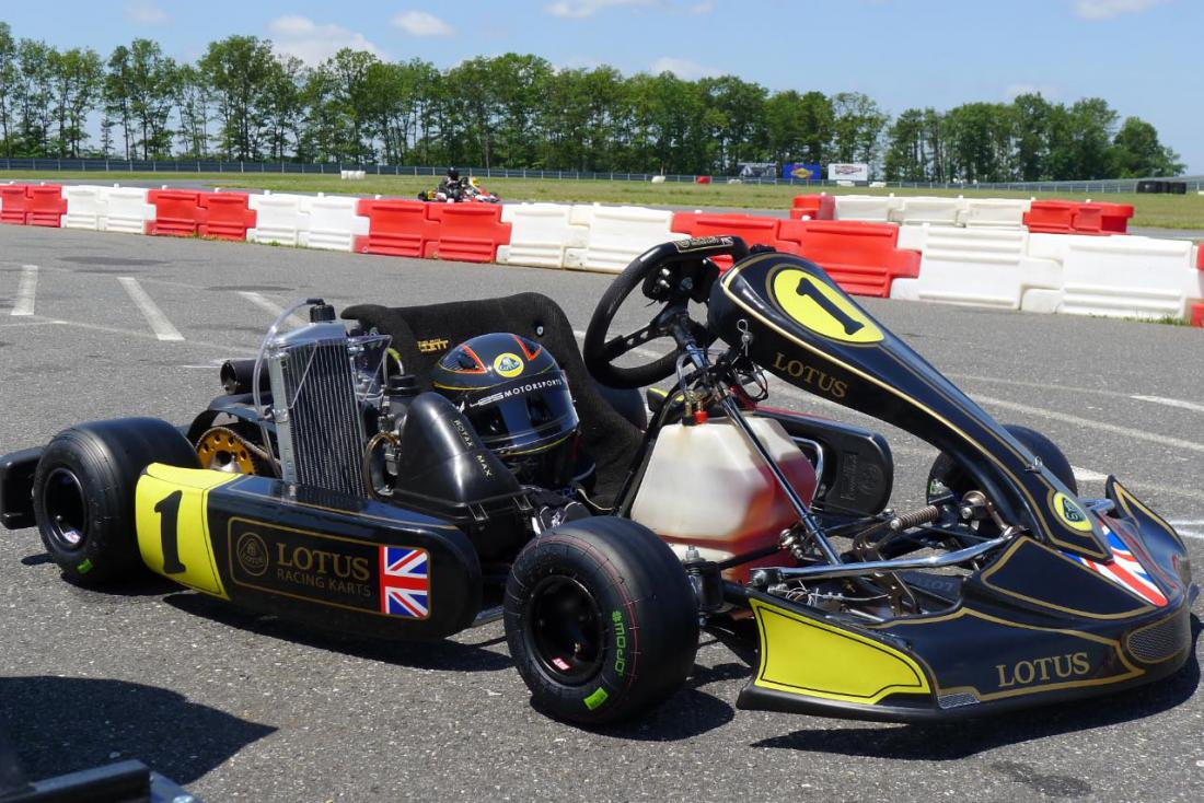 Lotus Racing Kart For Sale - LotusTalk - The Lotus Cars Community
