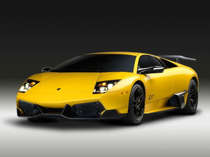 Lamborghini Gallardo Photoshop