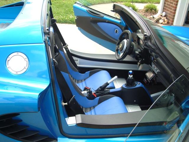 Interni Elise Laser Blue S2 146475d1274559717-my-new-laser-blue-lotus-trim-shop-interior-laser-blue-interior-3