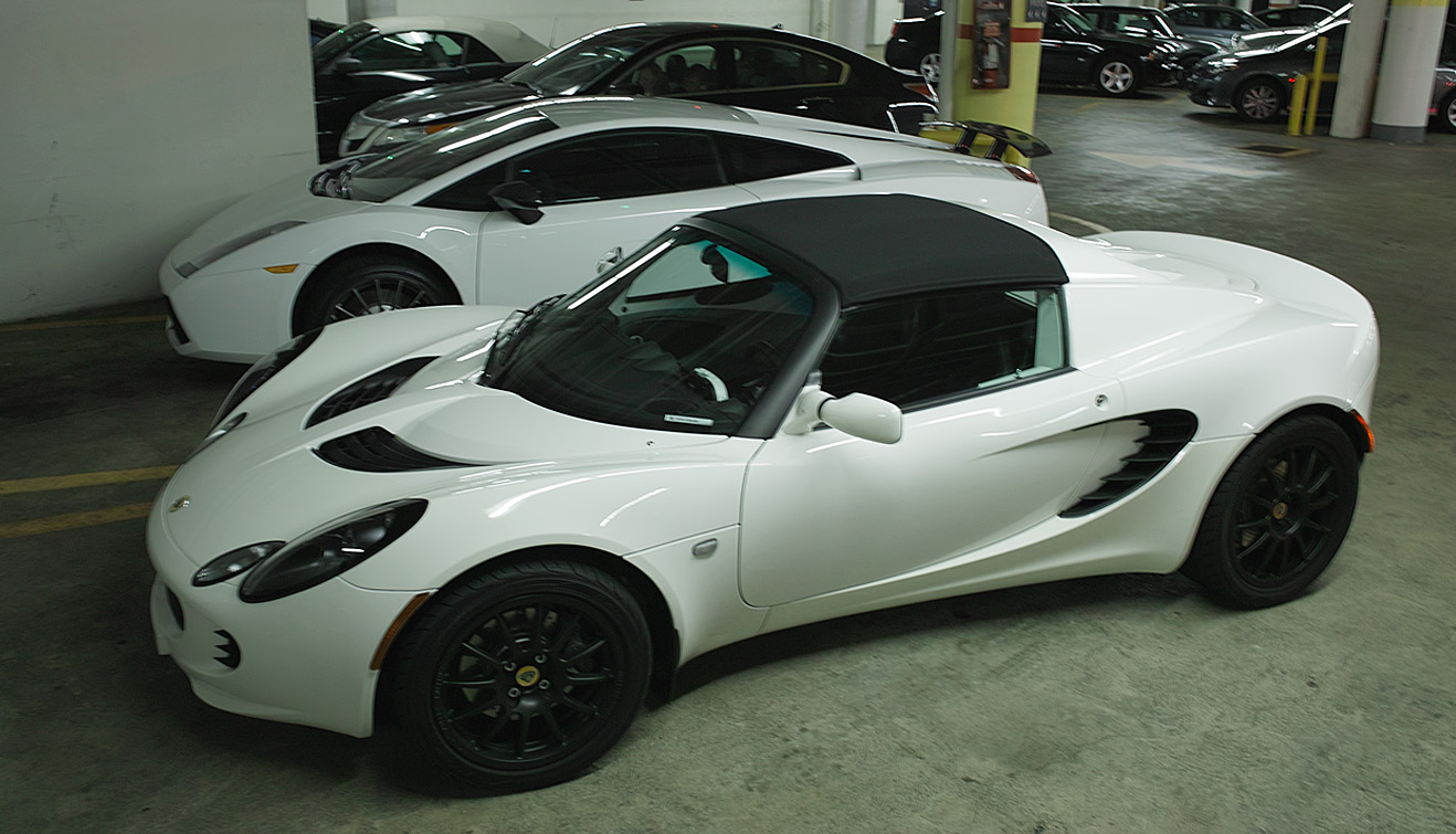 got another white car lotustalk the lotus cars community. Black Bedroom Furniture Sets. Home Design Ideas