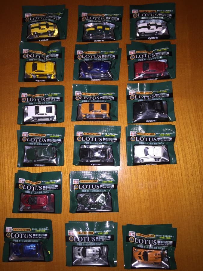 fs lotus diecast model cars scale 1 100 lotustalk the lotus cars community. Black Bedroom Furniture Sets. Home Design Ideas
