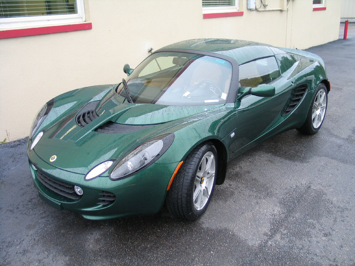 2005 British Racing Green
