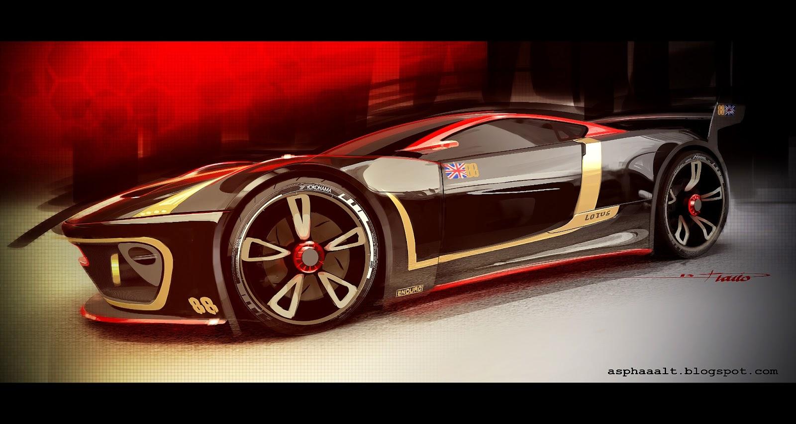 astonishing lotus car concept - lotustalk - the lotus cars community