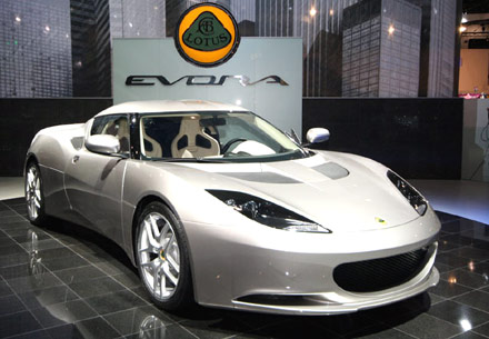 Lotus Evora Pictures
