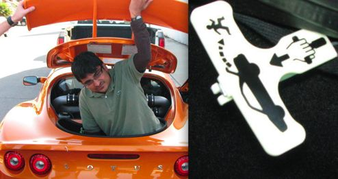 Umberto Sanna prova la Lotus Elise S MY 2013  121727d1243307278-look-how-much-i-packed-into-trunk-lotus_trunk_escape