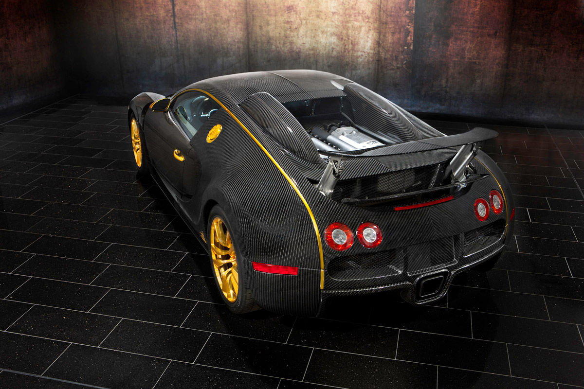 Black And Gold Bugatti Bugatti veyron black and gold