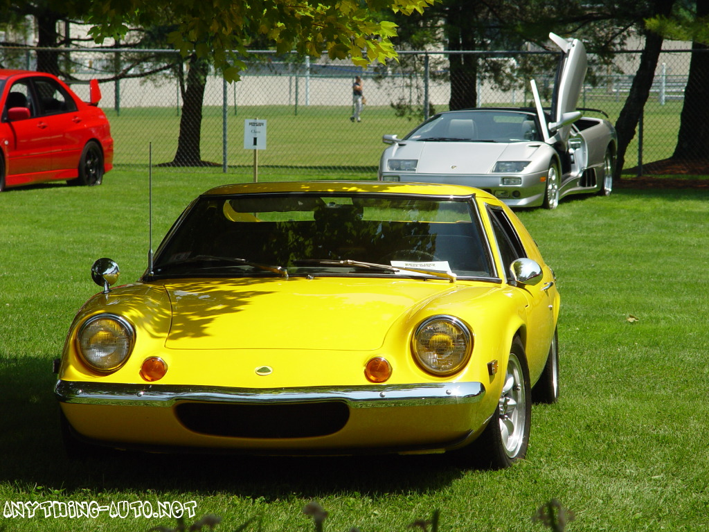 2007 Vintage/Classic/and Exotic Sports Car Show  LotusTalk  The