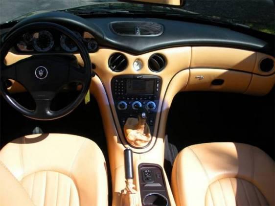 Maserati+spyder+cambiocorsa