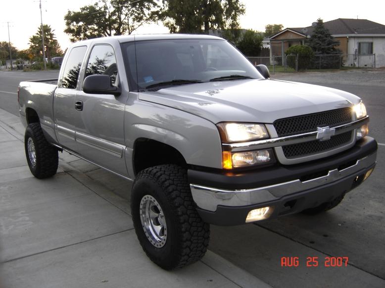 truck 2005 chevy silverado lifted 2005 chevrolet silverado ls lifted