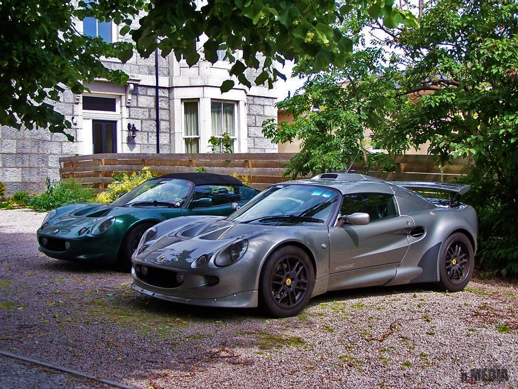 S1 Elise and Lotus S Exige
