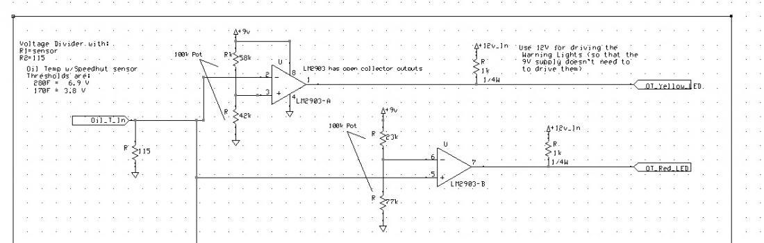 Oil Temp Indicator - Page 2 - LotusTalk - The Lotus Cars