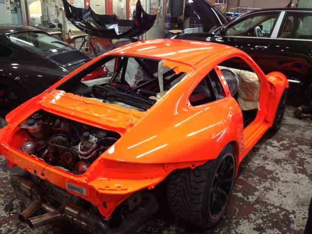 Bright Orange Auto Paint Colors Numberedtype