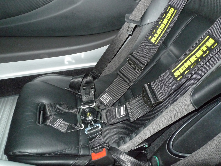 6 Point Harness Mount On Seatframe - VX220 Discussion - VX220 Owners