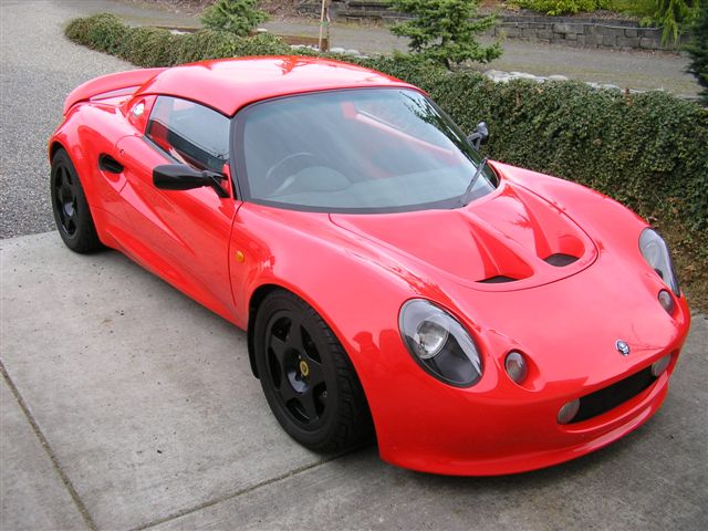 ee80efa: Lotus Elise 1999
