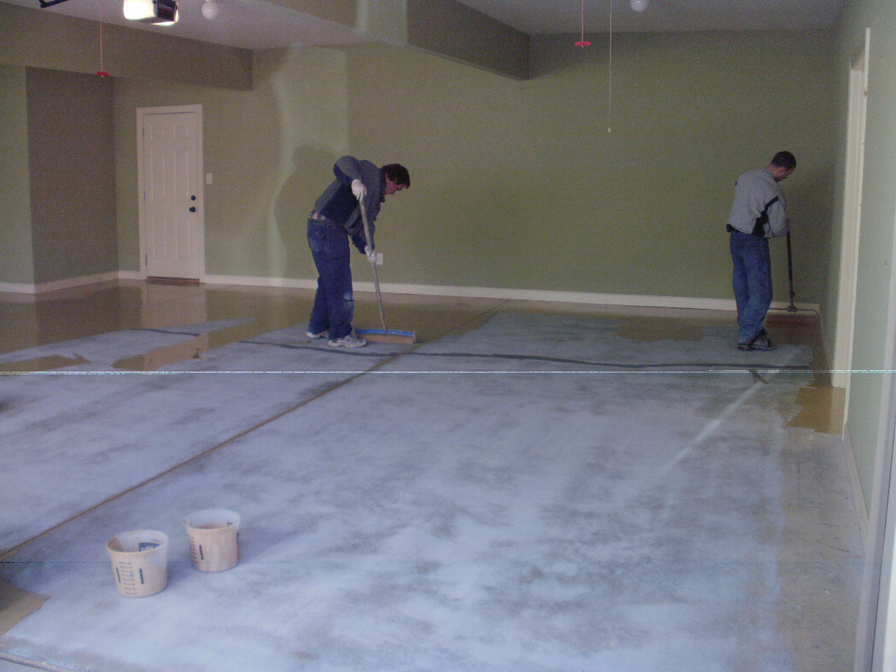 Image Result For Garage Floor Painters