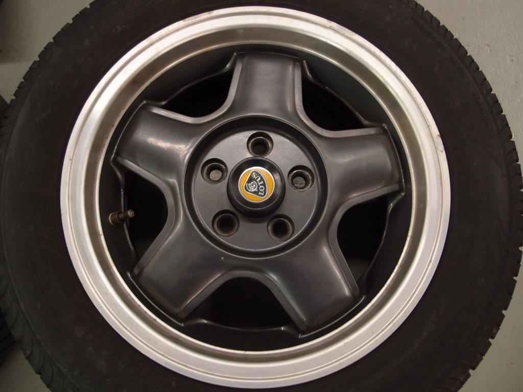 esprit wheels for sale 400 obo lotustalk the lotus cars community. Black Bedroom Furniture Sets. Home Design Ideas