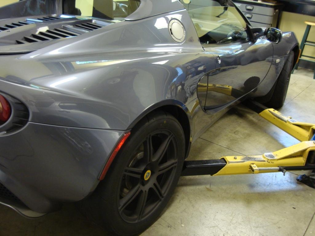 2005 Lotus Elise  Graphite Grey  Hard Top  Sport  U0026 Touring Packages  Extras  - Lotustalk