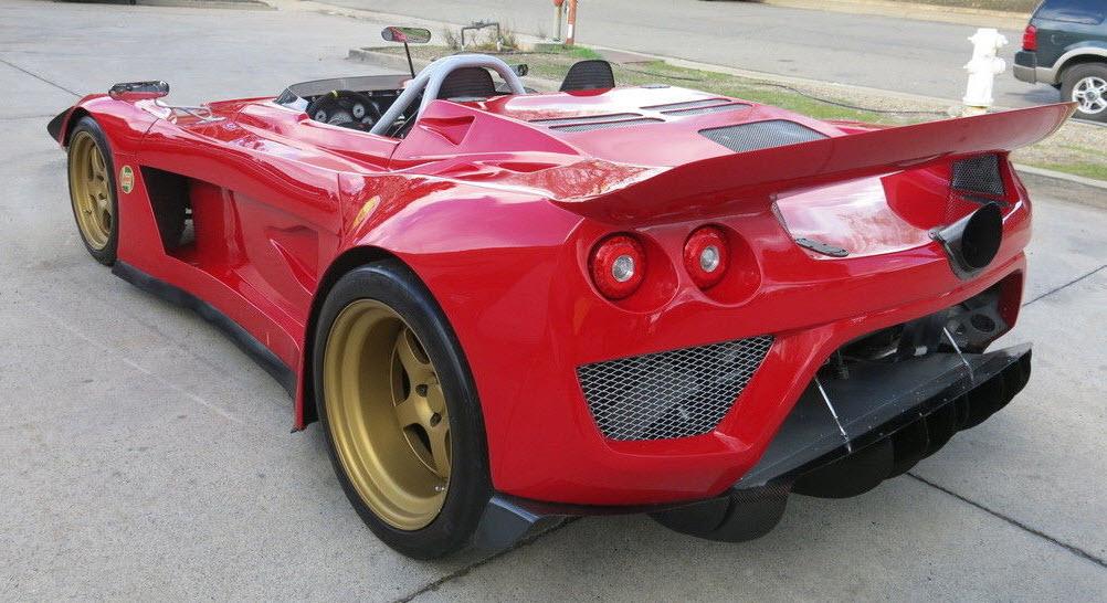 680 HP Ronin for sale on eBay - LotusTalk - The Lotus Cars Community