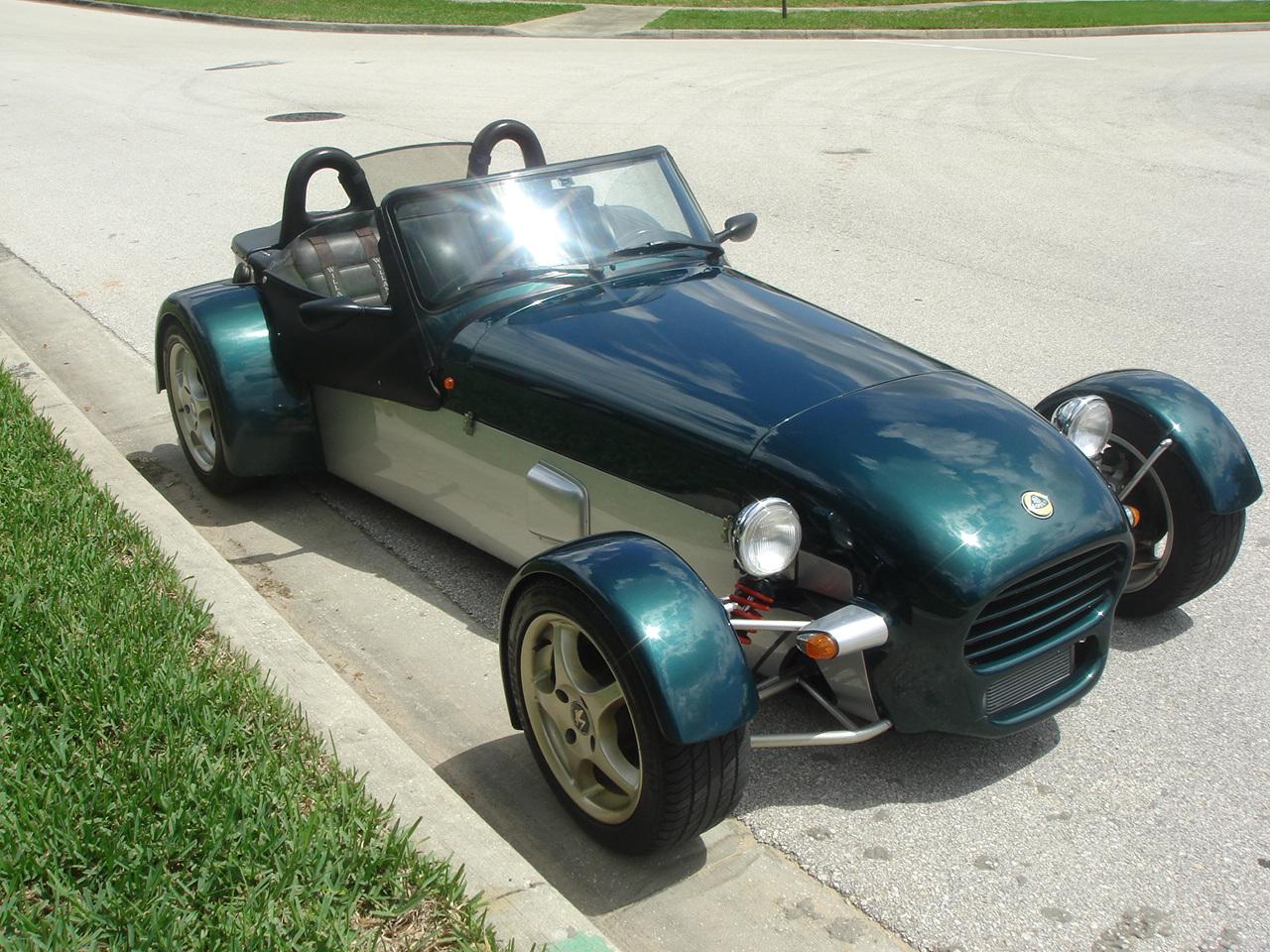 Lotus 7 Replica for sale