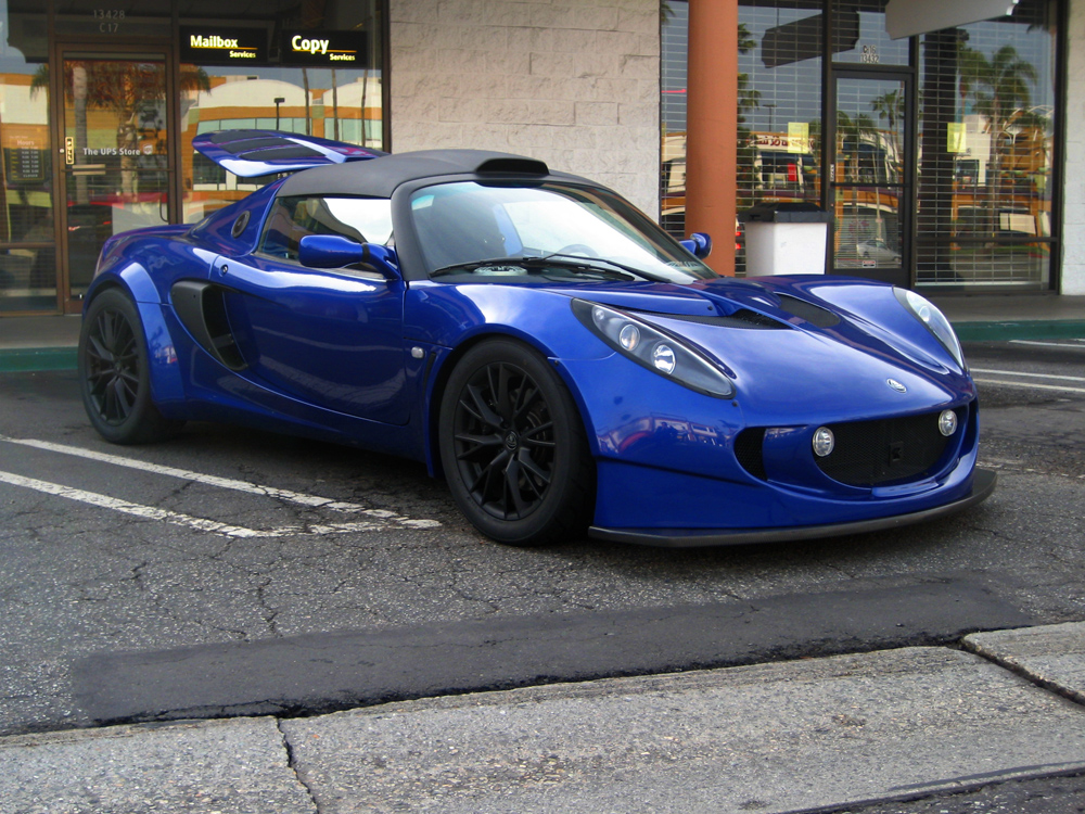Feeler for sale 2005 Elise with Exige body - LotusTalk - The Lotus ...
