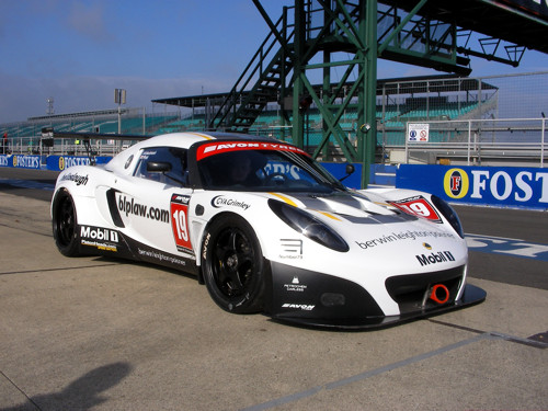 Lotus Exige GT3 Car Wallpaper