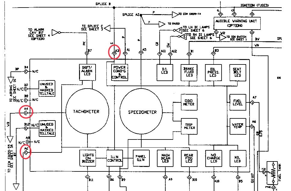 new shift light - page 3 - lotustalk - the lotus cars community, Wiring diagram
