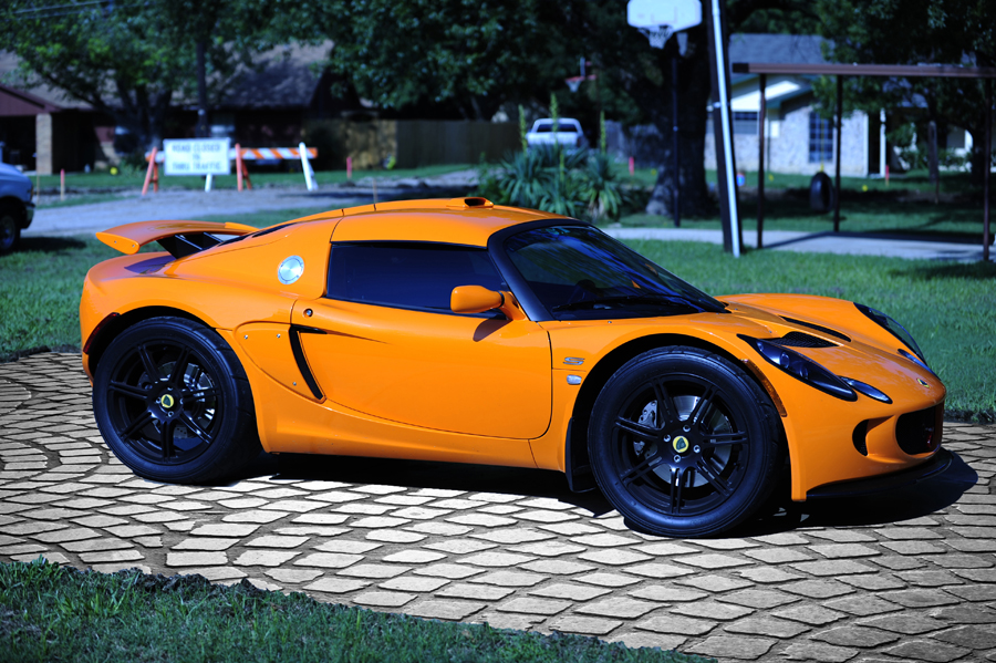 Racing stripes on a CO Elise? - Page 3 - LotusTalk - The