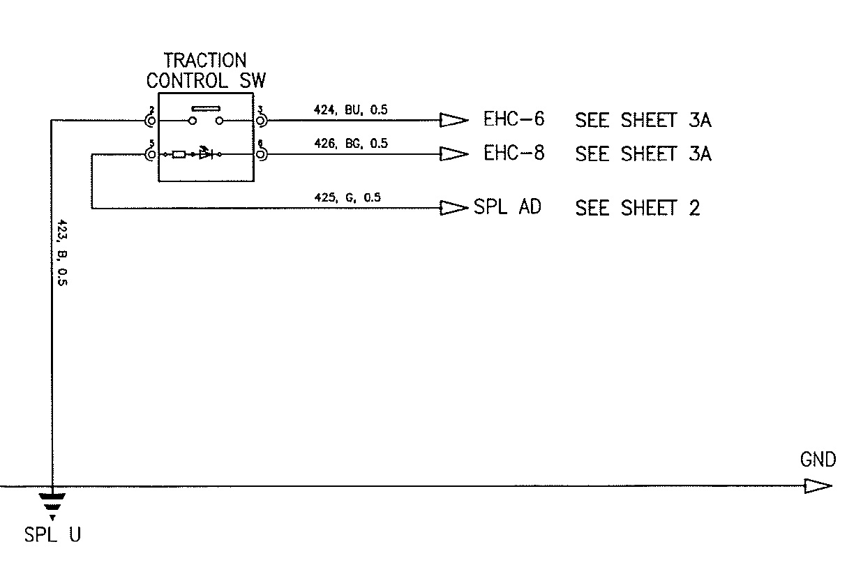 Traction Control Wiring Diagram | Wiring Library