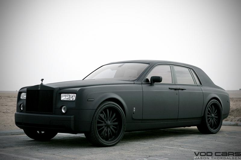 Matt black cars yay or nay for Matte black car paint price