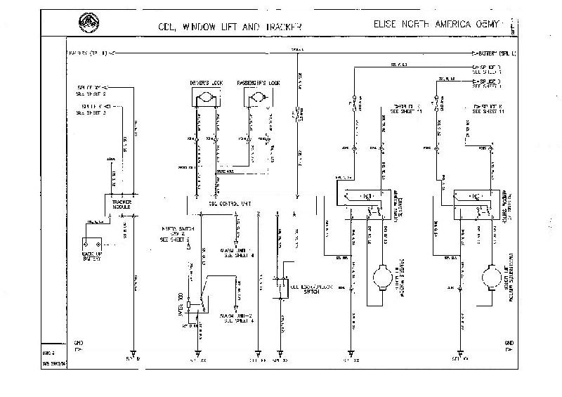 s2 power windows wiring loom - lotustalk - the lotus cars community, Wiring diagram