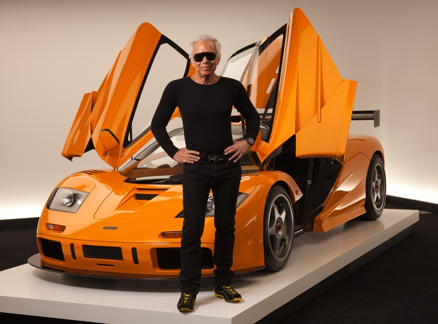 designer ralph lauren frvw  Designer Ralph Lauren parts ways with customized Lamborghini Gallardo