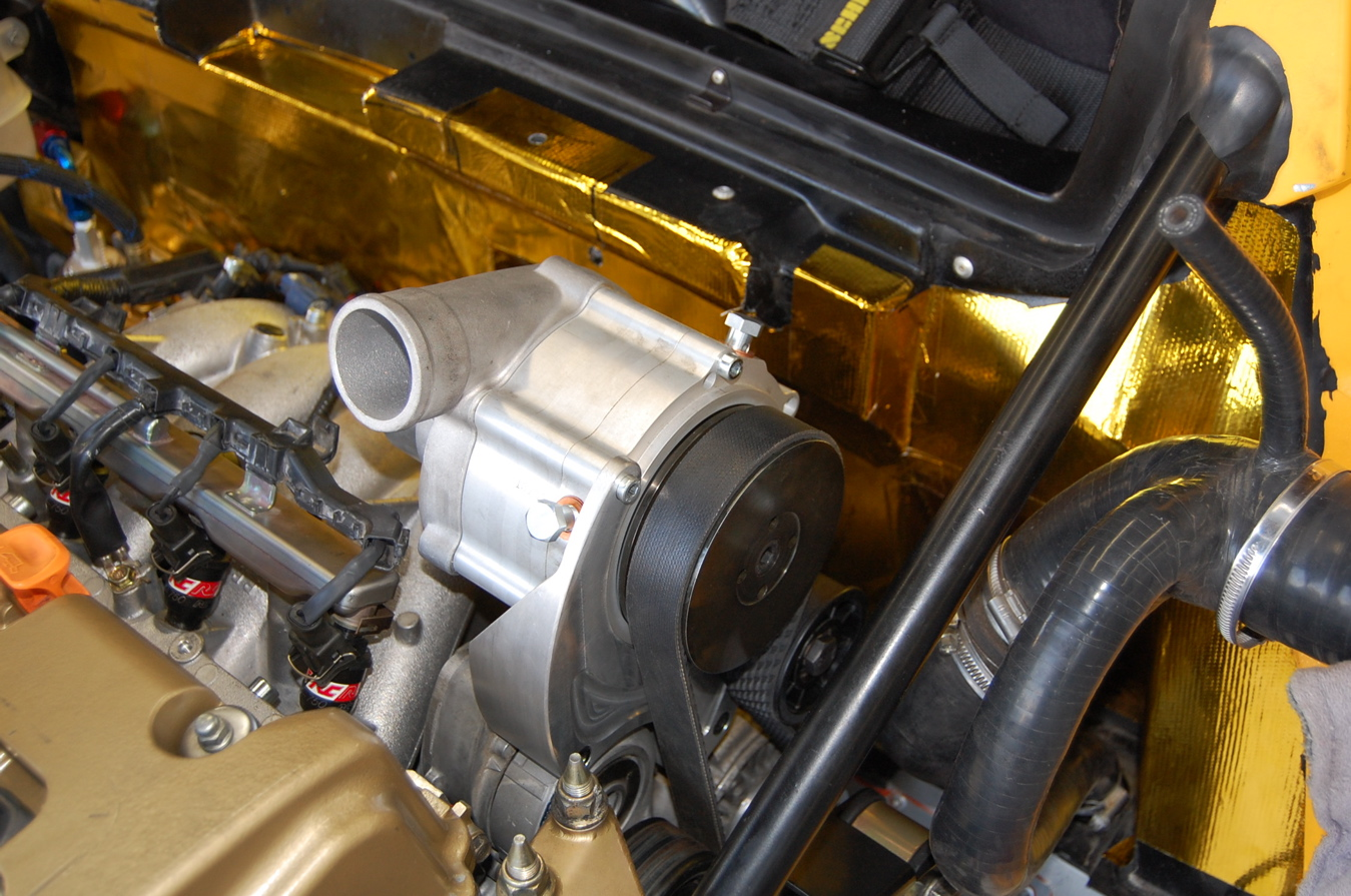 S1 Exige With Built K20a2 Rotrex Blower Etc  - Page 4 - LotusTalk