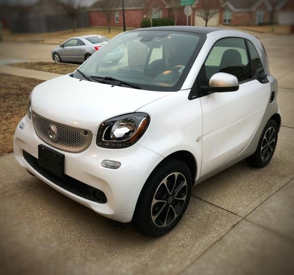 Showcase cover image for NichyNeato's 2017 SMART ForTwo