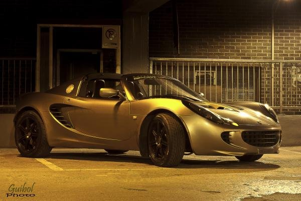 Showcase cover image for Vtec's 2006 Lotus Elise