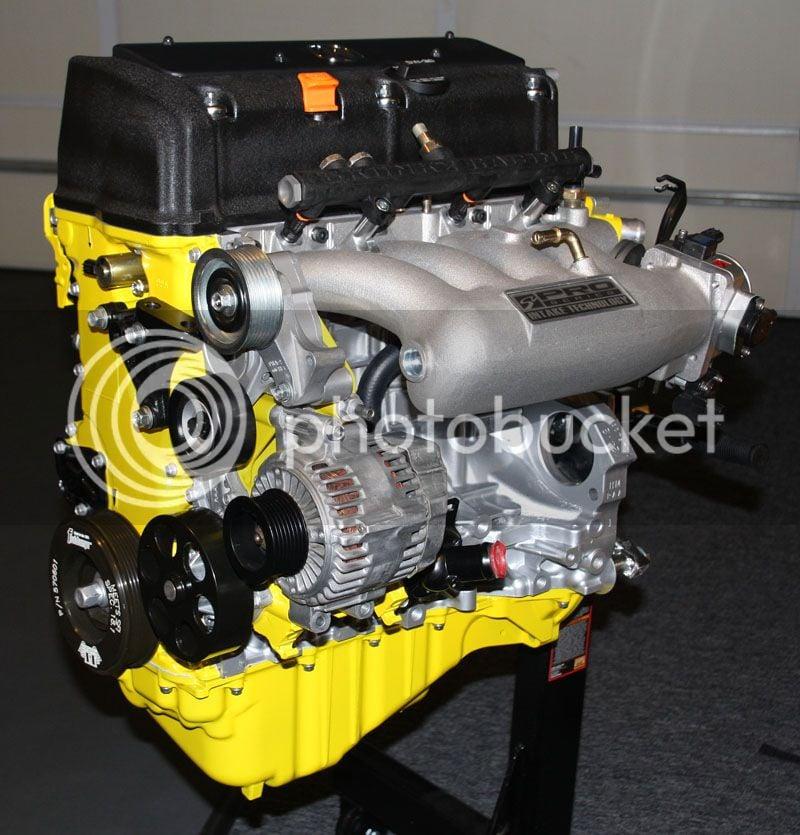 DIY Engine Conversion: Acura TSX K24