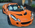 Andy13's 2007 Lotus Elise