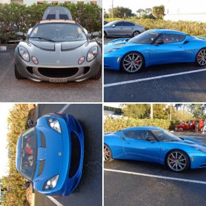 Jan. 17th. 2015 -Dupont - Cars & Coffee