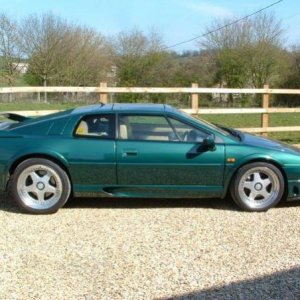 1995 Esprit S4s (UK spec) 38,500 miles Currently in UK storage and possibly up for sale