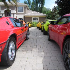 Lotus Owners Of Tampa