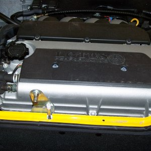 Before Delivery (feb 07) - Engine