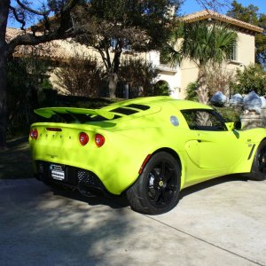Krypton Green Exige