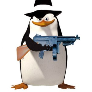 Penguin Gangster