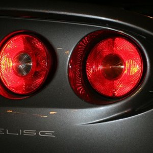 NCElise GG Taillight