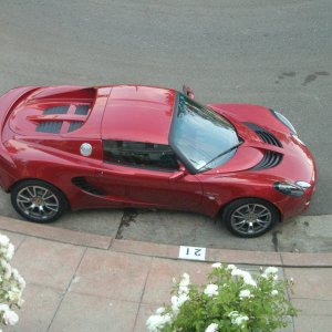 Canyon Red Lotus Elise Sc