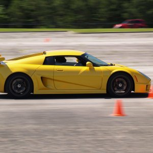 Rossion Autocross