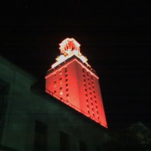 UT Campus - National Champs