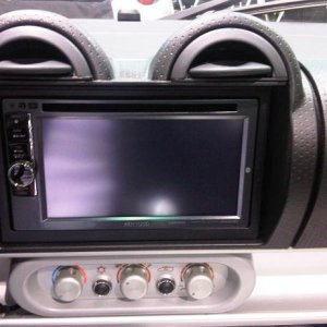 Custom Doubledin Dash Fabrication