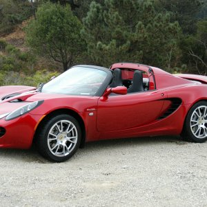 2008 Lotus Elise Sc Topless